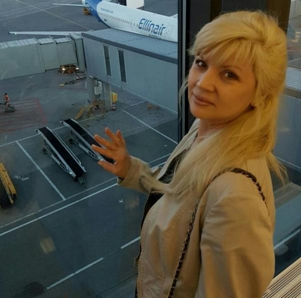 Анастасия Задорожная экстренно вывезла маму на море