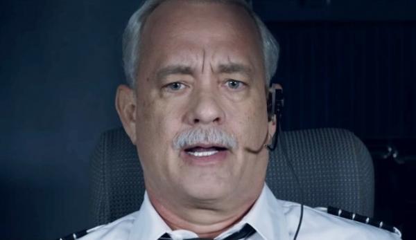 Том Хэнкс в первом трейлере «Салли»
