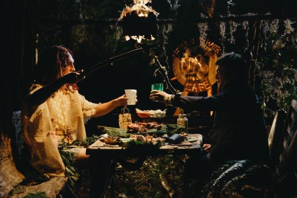 Гарри Поттер верхом на Пьере Безухове выбрался с необитаемого острова