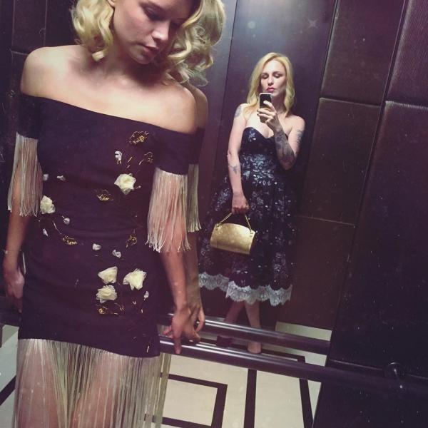 Надев платье от Беллы Потёмкиной, Валерия Гай Германика превратилась в принцессу