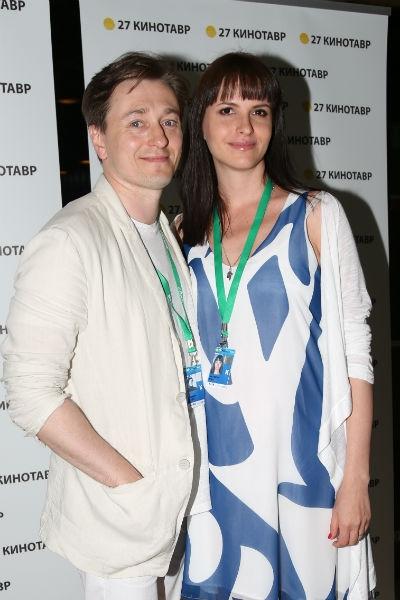 Сергей Безруков и Анна Матисон вызвали ажиотаж на «Кинотавре»