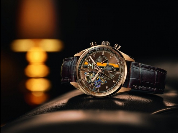 Zenith выпустил эксклюзивные часы в честь юбилея кубинских сигар