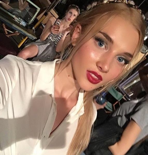 Анастасия Михайлюта впервые показала своего бойфренда