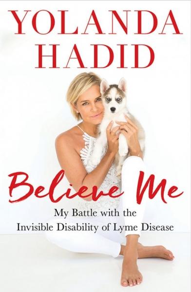 Йоланда Фостер пишет книгу о победе над болезнью Лайма