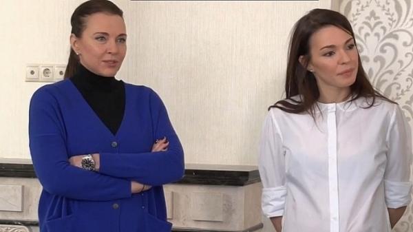Татьяна Лютаева и Агния Дитковските завершили темпераментный ремонт