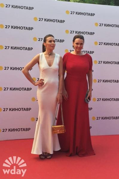 «Кинотавр-2016»: Дитковските забыла надеть бюстгальтер