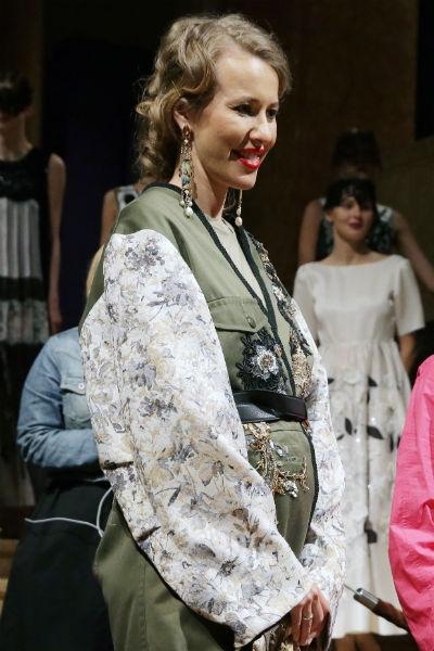 СМИ сообщают о беременности Ксении Собчак