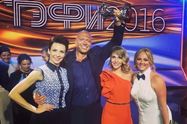 Елена Летучая получила ТЭФИ-2016 за журналистское расследование