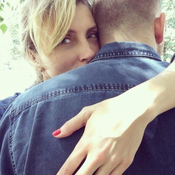 Светлана Бондарчук опубликовала фото «с любимым мужчиной»