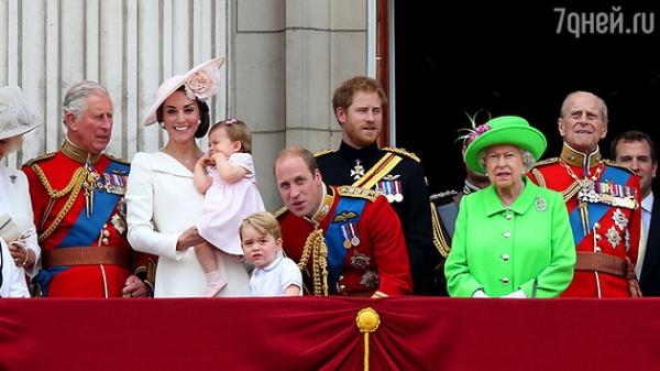 Муж герцогини Кэмбриджской опозорился на дне рождения королевы