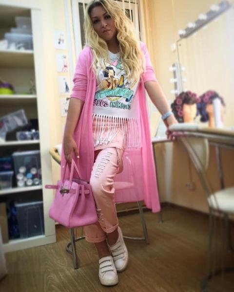 Ирина Дубцова похудела из-за болезни