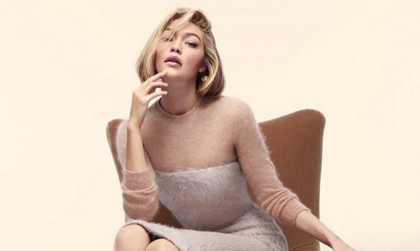 Джиджи Хадид снялась в рекламной кампании для Max Mara