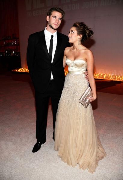Майли Сайрус и Лиам Хемсворт поженятся в Австралии этим летом