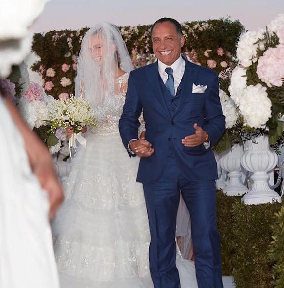 Бывшая девушка Джастина Бибера Ксения Дели вышла замуж за 62-летнего миллиардера