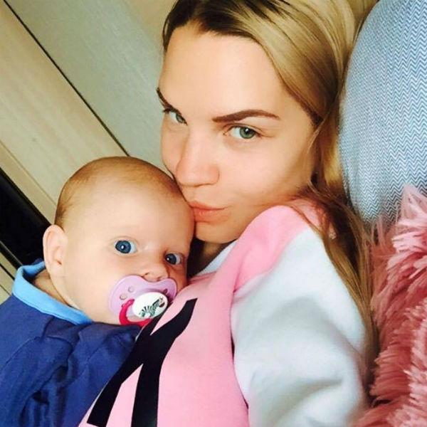 Бывшая жена Александра Кержакова показала дочь