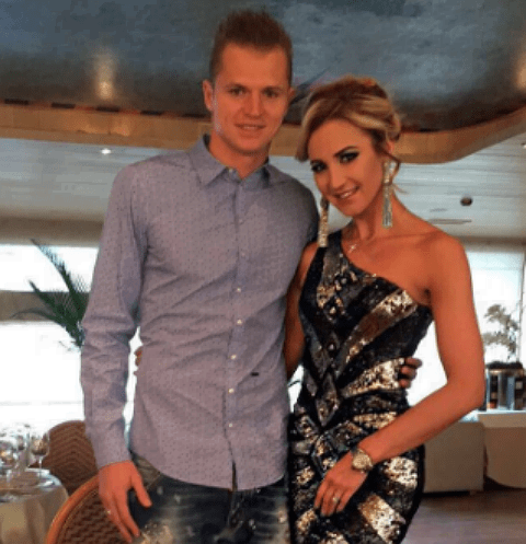 Ольга Бузова обнародовала эротическое видео с мужем