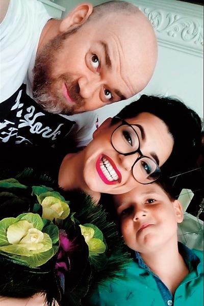 Катя Гершуни разводится с мужем