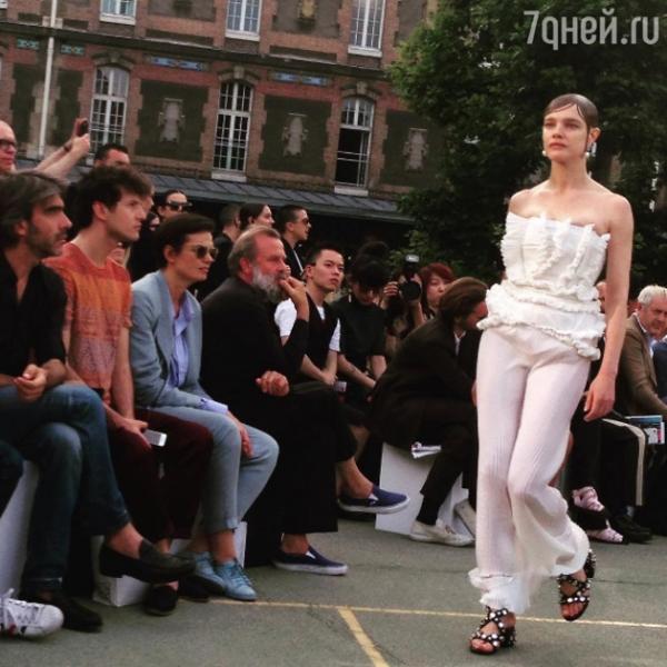 Наталья Водянова продемонстрировала идеальную фигуру после родов