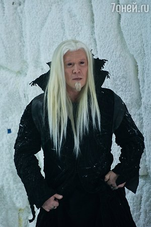 Федор Бондарчук снялся в роли Деда Мороза
