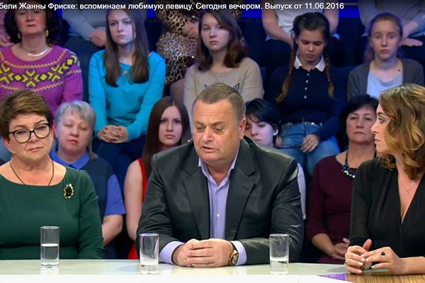 Владимир Фриске подает в суд на «Русфонд»