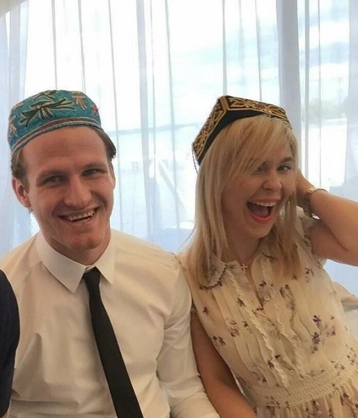 Пелагея и Иван Телегин поженились