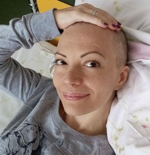 Наташа Ростова сумела побороть рак