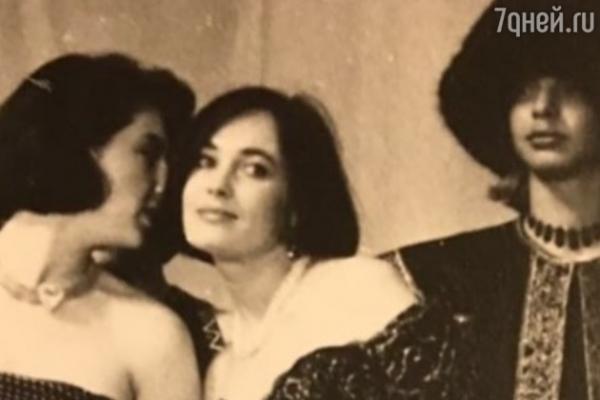 Исторический факт: Лариса Гузеева первой ввела моду на селфи