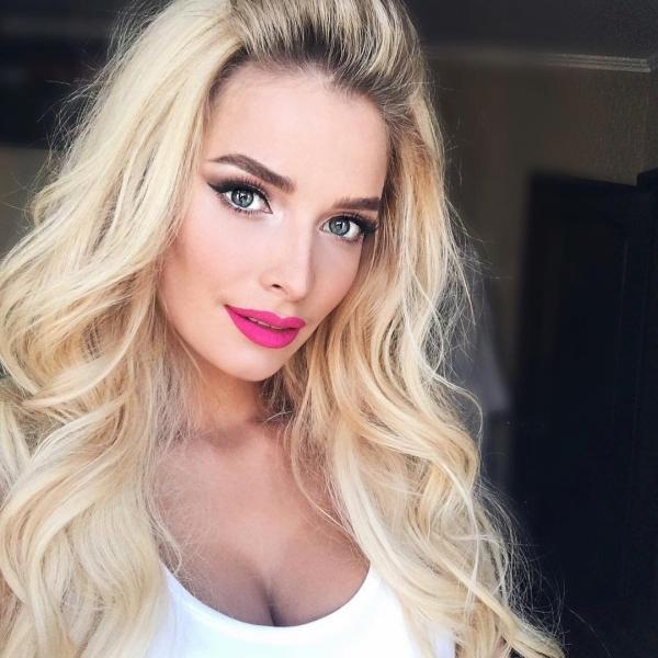 Татьяна Котова может сдать лицом компании Calvin Klein