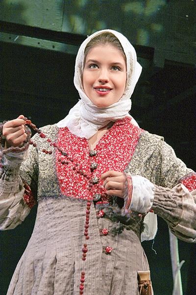 Анна Чиповская чудом спаслась от маньяка