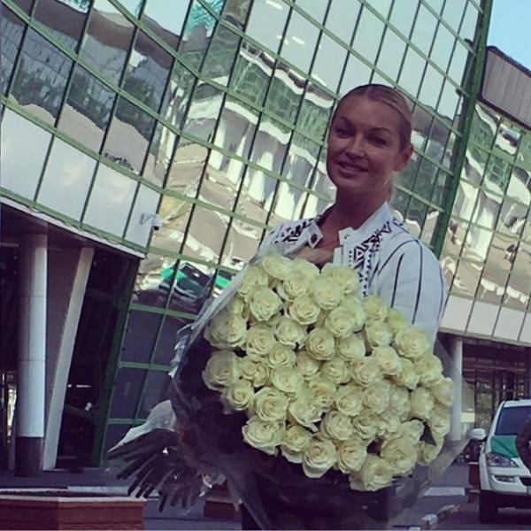 Анастасия Волочкова напишет книгу