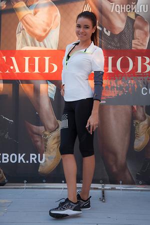 Анна Хилькевич раскрыла секреты своей идеальной фигуры