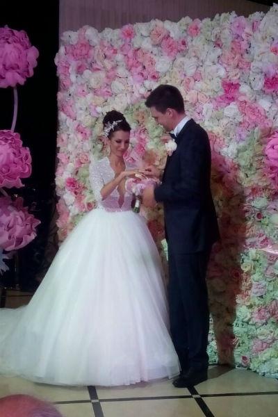 Анна Грачевская вышла замуж во второй раз. ФОТО