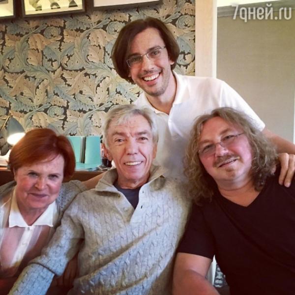 Максим Галкин закатил вечеринку по случаю 40-летия