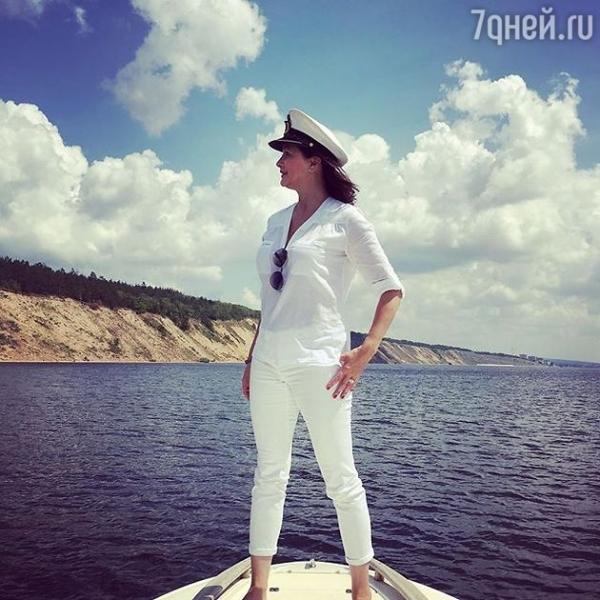 48-летняя Ольга Кабо похвасталась идеальной фигурой в купальнике