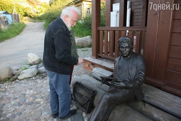 Филипп Янковский исполнил мечту детства