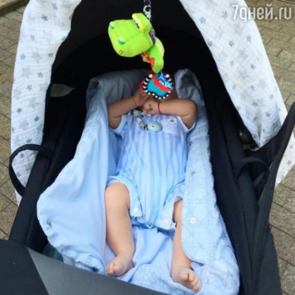 В Сети появился первый снимок внука Валентина Юдашкина