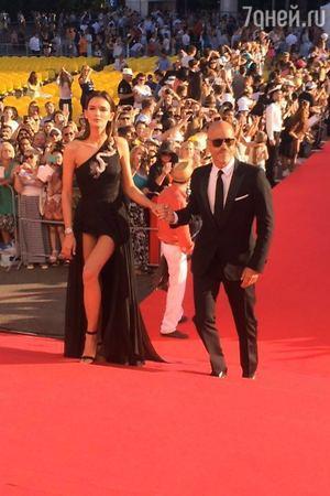 Срочно! Федор Бондарчук и Паулина Андреева официально объявили себя парой
