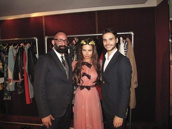 Из-за новой коллекции Gucci Елена Галицына стала участницей мистической истории