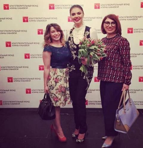 Похудевшая Алина Кабаева произвела фурор на фестивале