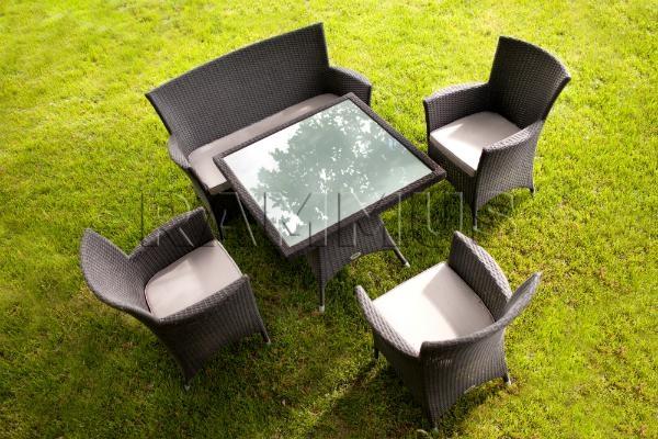 RAMMUS представила плетеную мебель сувеличенным сроком службы