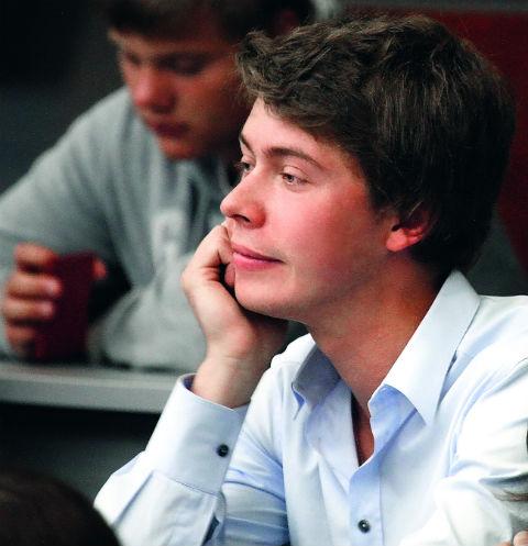 Сын Дмитрия Медведева выбирает учебу в России