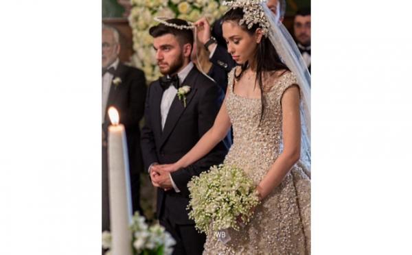 Большая греческая свадьба сына миллионера Саввиди: подробности