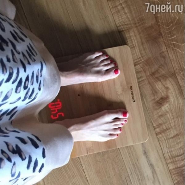 Екатерина Климова шокировала худобой