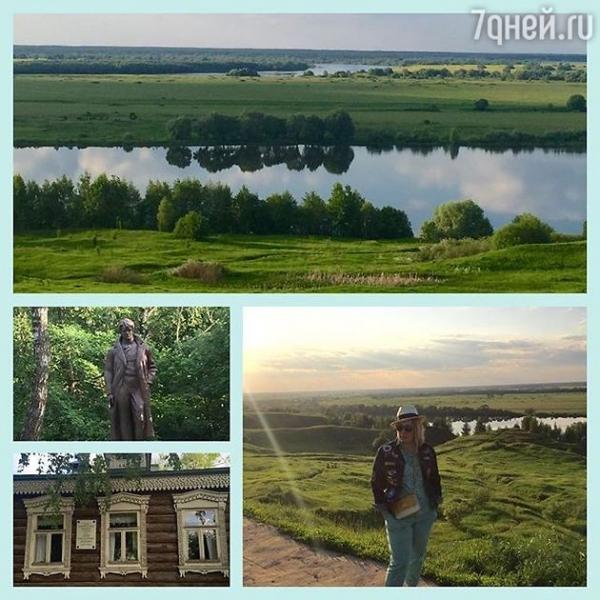 Ева Польна ушла в монастырь
