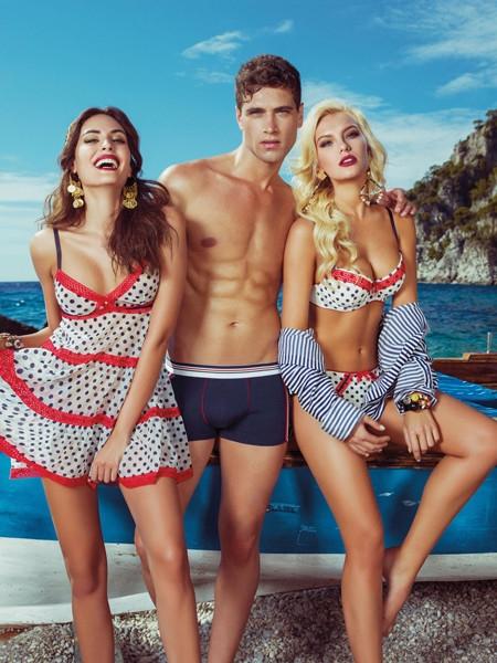 Лето на Капри: Incanto выпустил сексуальное видео