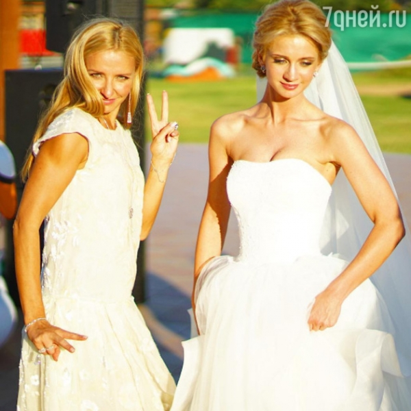 Татьяна Навка зажгла на свадьбе друзей
