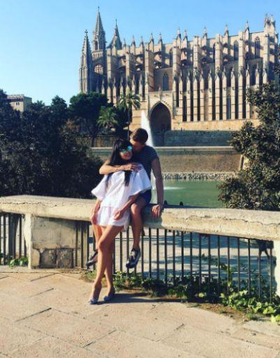 Нелли Ермолаева вернулась из свадебного путешествия