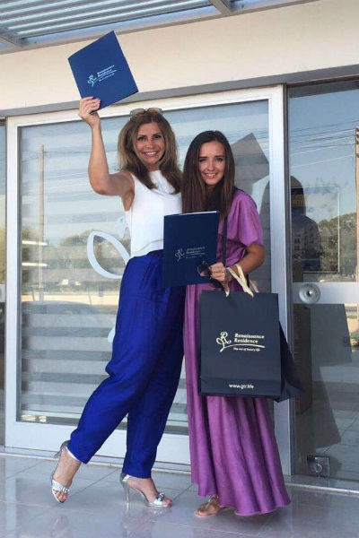 Ирина Агибалова делает ремонт в новом доме на Кипре
