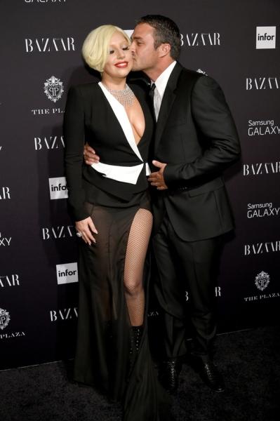 Леди Гага и Тейлор Кинни сделали перерыв в отношениях