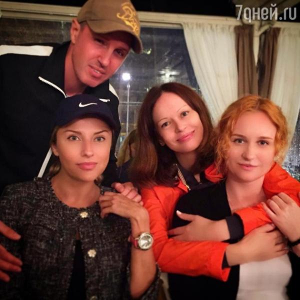 Ирина Безрукова удивила снимком без макияжа